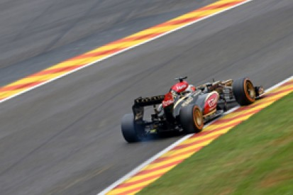Lotus's Italian GP package a big test for its 2014 F1 tech plans