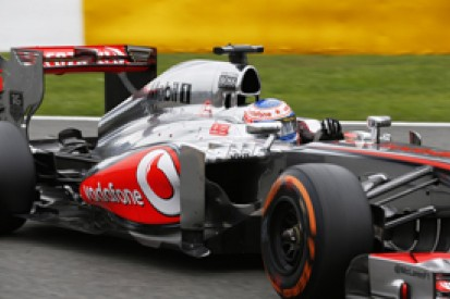 McLaren now focused on podiums for rest of 2013 Formula 1 season