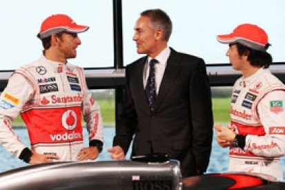McLaren has no plans to change its F1 line-up for 2014