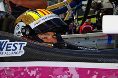Oriol Servia to complete IndyCar season with Panther