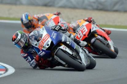 Valentino Rossi says Honda now ahead of Yamaha in MotoGP