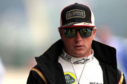 Lotus remains convinced Kimi Raikkonen will stay on for F1 2014