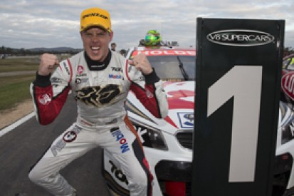 Winton V8 Supercars: James Courtney ends victory drought