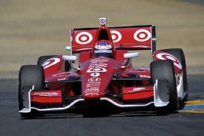 Sonoma IndyCar: Scott Dixon fastest in second practice