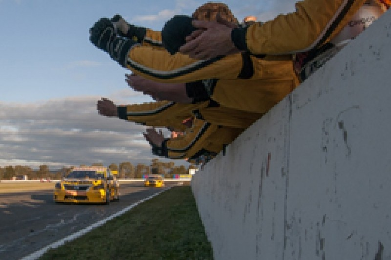 Winton V8 Supercars: Nissan Altima gets first win with James Moffat