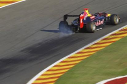 Spa GP3: Carlos Sainz Jr takes commanding pole