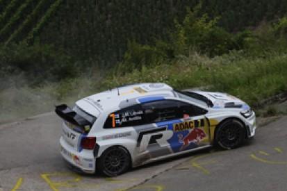 Rally Germany: Jari-Matti Latvala builds lead over Thierry Neuville
