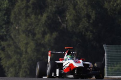 Spa GP3: Conor Daly leads practice for ART