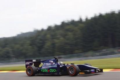 Spa GP2: Sam Bird takes dominant pole
