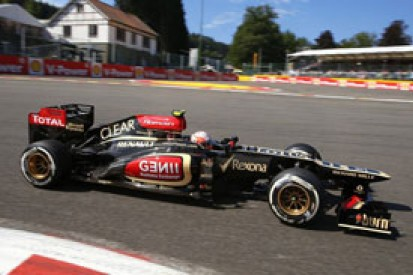 Lotus set to drop passive drag reduction system for F1 Belgian GP