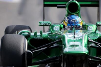 Belgian GP: Charles Pic reprimanded for Sebastian Vettel incident
