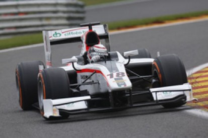 Spa GP2: Stefano Coletti tops practice ahead of James Calado
