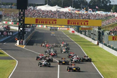 Suzuka to remain on F1 calendar until at least 2018