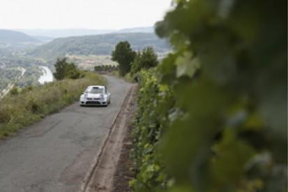 Germany WRC: Sebastien Ogier takes early lead in VW one-two