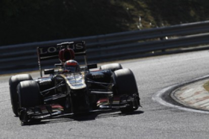 Lotus to switch to long-wheelbase car from Italian Grand Prix