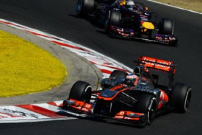 Jenson Button thinks McLaren needs pressure of Spa F1 podium goal