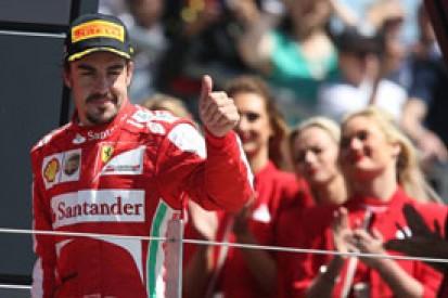 Fernando Alonso: Luca di Montezemolo rebuke a misunderstanding