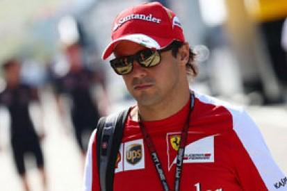 Felipe Massa unconcerned about speculation over Ferrari F1 future