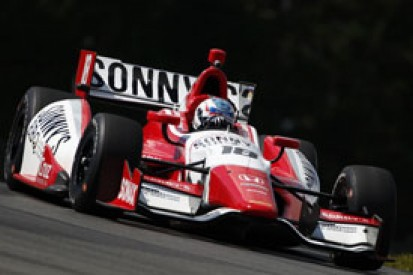 James Davison gets late IndyCar Sonoma call-up with Dale Coyne