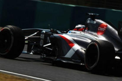 Nico Hulkenberg: Sauber F1 struggles a chance to prove character