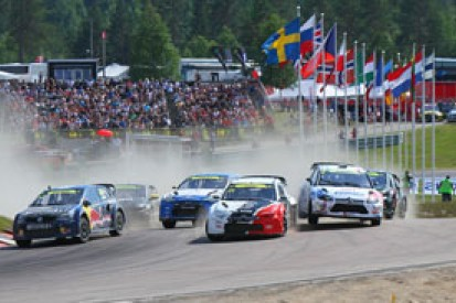 World Rallycross Championship could be launched in 2014