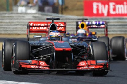 McLaren facing 'real challenge' to win in F1 2013 - Jonathan Neale