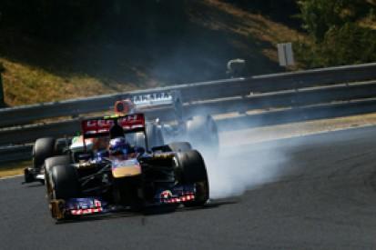 Toro Rosso hails aero gains amid strong 2013 Formula 1 season