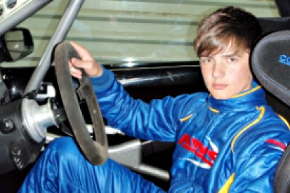 Aiden Moffatt to become youngest BTCC starter at Knockhill