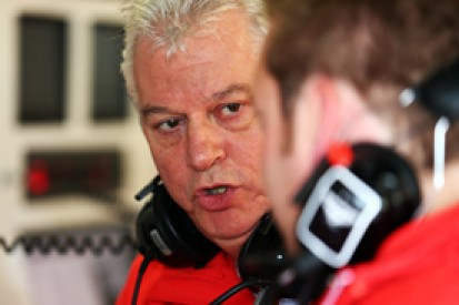 New tech boss Pat Symonds begins work with Williams Formula 1 team