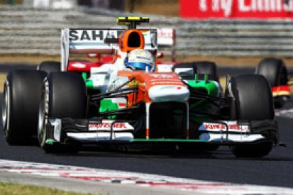 Vijay Mallya sure Force India can master new F1 tyres
