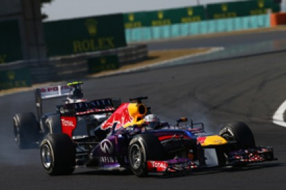 Red Bull proud it stuck to its stance over 2013 Formula 1 tyres