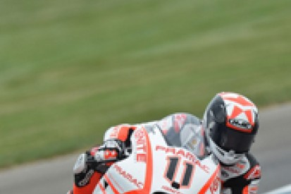 Indianapolis MotoGP: Ben Spies sidelined with dislocated shoulder