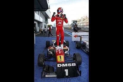 Nurburgring Euro F3: Ferrari's Raffaele Marciello takes another win
