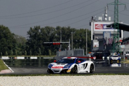 Slovakia FIA GT: Three of top four cars on grid get penalties