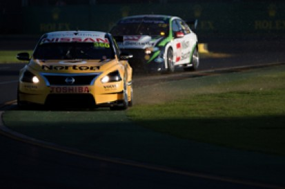 Nissan retains James Moffat for its factory V8 Supercars programme