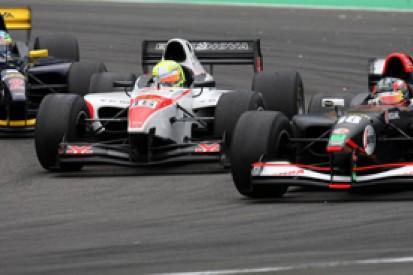 Nurburgring Auto GP: Kimiya Sato battles to race two victory