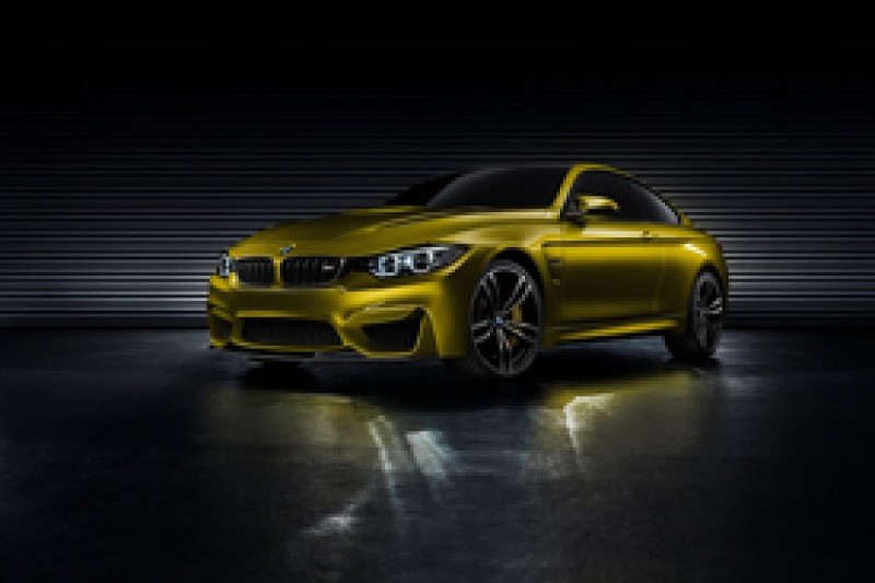 BMW to run new M4 in 2014 DTM