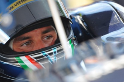 Vittorio Ghirelli set to continue in GP2 with Lazarus