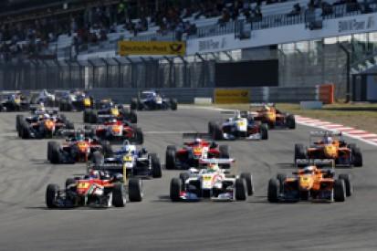 Nurburgring Euro F3: Ferrari's Raffaele Marciello dominates race one