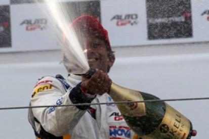 Nurburgring Auto GP: Narain Karthikeyan beats Kevin Giovesi to win