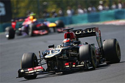 Raikkonen says consistency will not be enough to win F1 title