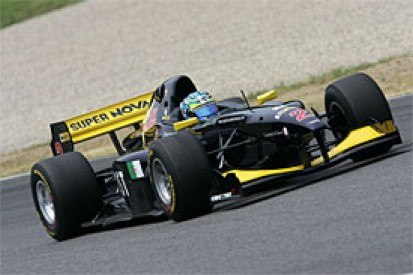 Nurburgring Auto GP: Ghirelli sets the pace in practice