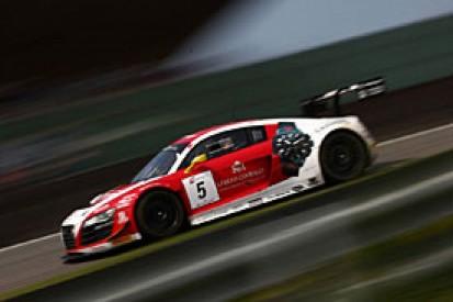 Phoenix Audi withdraws from Slovakia's FIA GT round