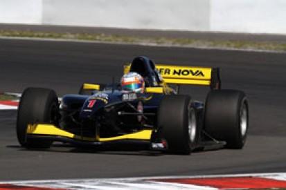 Nurburgring Auto GP: Narain Karthikeyan continues pole streak