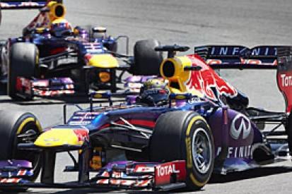 Red Bull boss Horner believes Vettel critics disrespect Webber