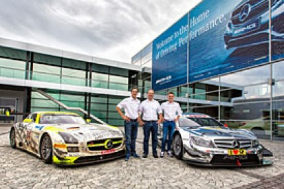 Spa 24 Hours winners Gotz, Buhk to test DTM Mercedes