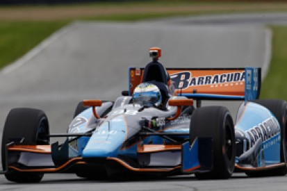 Luca Filippi and JR Hildebrand to share Herta IndyCar drive