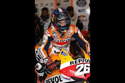 Dani Pedrosa not expecting collarbone issues at Indianapolis