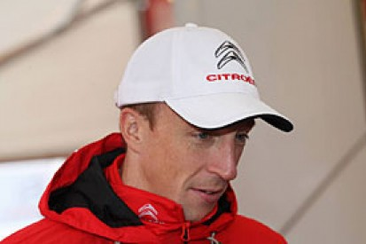 Meeke replaces Sordo at Citroen for Rally Australia