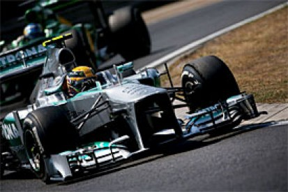 Toto Wolff warns Mercedes against all-out 2013 F1 title bid